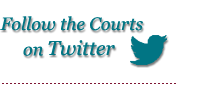 Follow the Courts on Twitter